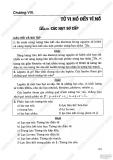 Giải bài tập Vật lý 12 cơ bản - Chương 8 - Từ vi mô đến vĩ mô