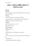 Giáo án Sinh học 7 bài 5: Trùng biến hình và trùng giày