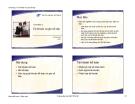 Bài giảng Nguyên lý kế toán (GV. Vũ Hữu Đức) - Chương 3: Tài khoản và ghi sổ kép