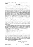 Báo cáo thực tập tốt nghiệp: Tổ chức hạch toán nghiệp vụ tài sản cố định tại công ty cổ phần giấy Lam Sơn