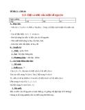 Giáo án Số học 6 chương 2 bài 13: Bội và ước của một số nguyên