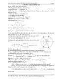 Phương pháp giải bài tập vật lý luyện thi đại học