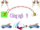 Bài 7: Thực hành lắp mạch điện đèn - Bài giảng điện tử Công  nghệ 9 - Hoàng Tuấn