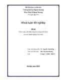 Luận văn tốt nghiệp: Triển vọng xuất khẩu sang thị trường Anh Quốc của các doanh nghiệp Việt Nam