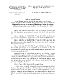 Thông tư liên tịch số 29/2010/TTLT-BGDĐT-BTCBLĐTBXH