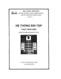 Hệ thống bài tập Thực hành điện - ĐH Công Nghiệp TP. Hồ Chí Minh