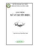 Giáo trình Xử lý số tín hiệu - Phạm Hồng Thịnh