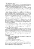 Đề tài: quy trình sản xuất chế phẩm hóa sinh xử lý môi trường cho sinh vật thủy sinh