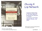 Computer Networking: A Top Down Approach Featuring the Internet - Chương 4