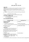 Giáo án Đạo đức 2 bài 2: Biết nhận lỗi và sửa lỗi