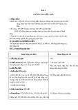 Giáo án Đạo đức 2 bài 4: Chăm làm việc nhà