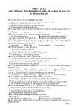 103 Câu hỏi trắc nghiệm ôn thi Đại học môn Sinh lớp 12 (có đáp án)
