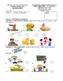 Đề kiểm tra giữa học kì 2 môn Tiếng Anh lớp 4 năm 2013-2014 - Trường TH Ẳng Nưa