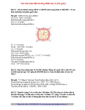 Các bài toán bồi dưỡng HSG Lớp 5 (Lời giải)