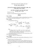 Đề thi tốt nghiệp và đáp án CĐ nghề khoá 2 môn Điện công nghiệp (2008-2011) - Mã: ĐCN - LT 06,  ĐCN - LT 07- Phần lý thuyết
