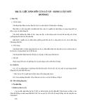 Giáo án bài  Lực đàn hồi của lò xo. Định luật Húc - Vật lý 10 - GV:L.N.Ngọc