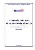 Lý thuyết trải phổ và đa truy nhập vô tuyến - TS. Nguyễn Phạm Anh Dũng