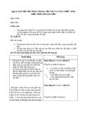Giáo án bài Bài tập vận dung ĐL  ôm và CT tính ĐT dây dẫn - Vật lý 9 - GV:N.T.Tuyên