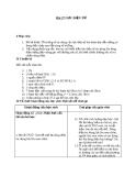 Giáo án bài Lực điện từ - Vật lý 9 - GV:N.T.Tuyên