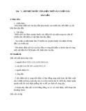 Giáo án Vật lý 9 bài 7: Sự phụ thuộc của điện trở vào chiều dài dây dẫn