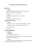 Giáo án Vật lý 8 bài 8: Áp suất chất lỏng-bình thông nhau