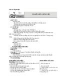 Bài 24: Vẽ trang trí: Tìm hiểu về chữ nét đều - Giáo án Mỹ thuật 4 - GV.Phạm Hồng Thái