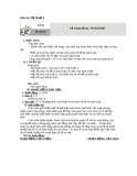 Bài 26: Vẽ tranh đề tài sinh hoạt - Giáo án Mỹ thuật 4 - GV.Phạm Hồng Thái