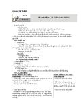 Bài 29: Vẽ tranh: Đề tài An toàn giao thông - Giáo án Mỹ thuật 4 - GV.Phạm Hồng Thái