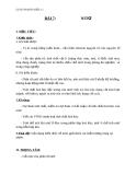 Giáo án Hóa học 11 bài 7: Nitơ