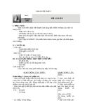 Giáo án bài 3: Vẽ theo mẫu: Vẽ lá cây - Mỹ thuật 2 - GV.Phạm Xuân Mai
