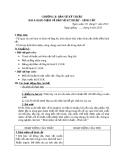 Giáo án Công nghệ 8 bài 8: Khái niệm về bản vẽ kỹ thuật hình cắt