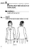 Thiết kế sơ mi nữ dáng thẳng tay dài