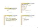 Bài giảng Thương mại điện tử (TS Phạm Thị Thanh Hồng) - Chương 6 Quy trình thanh toán trong thương mại điện tử