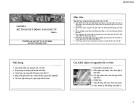 Bài giảng Kế toán bất động sản đầu tư (phần 1) -  Đại học Mở TP Hồ Chí Minh