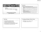 Bài giảng Kế toán bất động sản đầu tư ( phần 2) -  Đại học Mở TP Hồ Chí Minh