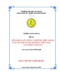 Luận văn: Kế hoạch xây dựng thương hiệu khoai lang Ba Hạo ở thị trường Việt Nam giai đoạn 2008-2010