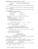 Phương pháp giải toán trắc nghiệm vật lí 12 theo các chuyên đề