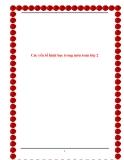 SKKN: Các yếu tố hình học trong môn Toán lớp 2