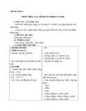 Giáo án bài Phép cộng các số trong phạm vi 10 000 - Toán 3 - GV.Ng.P.Hùng