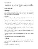 Giáo án Địa lý 9 bài 3: Phân bố dân cư và các loại hình quần cư