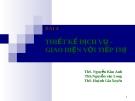 Bài giảng Quản trị dịch vụ: Bài 4 - ThS. Nguyễn Kim Anh
