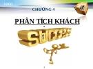 Bài giảng Quản trị bán hàng: Chương 4 - GV.Ng.Khánh Trung