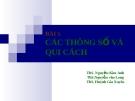 Bài giảng Quản trị dịch vụ: Bài 5 - ThS. Nguyễn Kim Anh