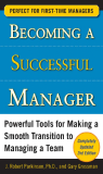 Becoming a successful manager