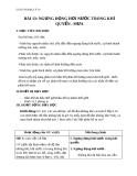 Giáo án Địa lý 10 bài 13: Ngưng đọng hơi nước trong khí quyển. Mưa