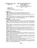 Đề KTCL HK1 Lý 10 - THPT chuyên Nguyễn Đình Chiểu 2012-2013 (kèm đáp án)