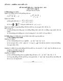 Đề thi thử HK2 Toán 10 - THPT Kiến Văn 2012-2013 (kèm đáp án)