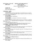 Đề KTCL HK1 Lý 10 - THPT Lai Vung 1 2012-2013 (kèm đáp án)