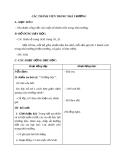 Giáo án bài 16: Các thành viên trong nhà trường - Tự nhiên Xã hội 2 - GV.L.K.Chi