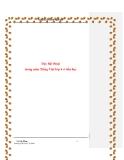 SKKN: Dạy hội thoại trong môn Tiếng Việt lớp 4